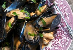 Iceberg Select Mussel Recipes