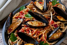Moules Iceberg Select aux linguine