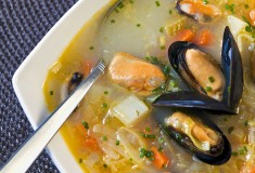 Iceberg Select Mussel Soup