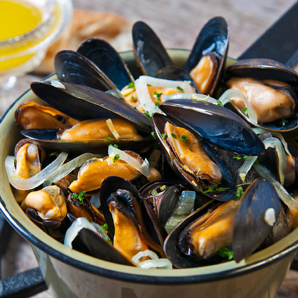 Iceberg Select Mussel Recipe