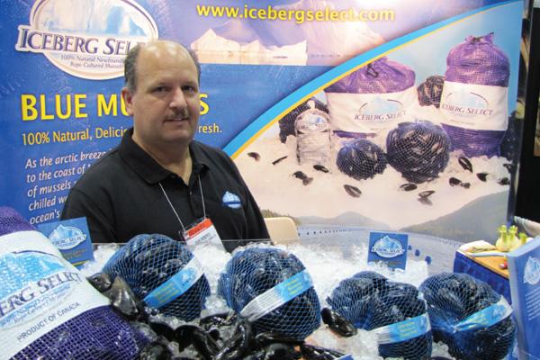 Juan Roberts, Iceberg Select