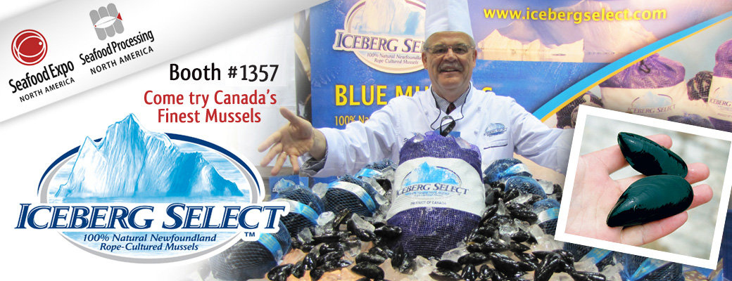See you at our booth at the Seafood Expo North America 2019!