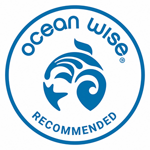 Ocean Wise Seafood Logo Recommended